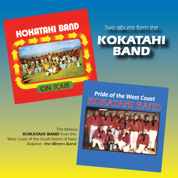 KOKATAHI BAND - On Tour & Pride Of The West [Compilation]
